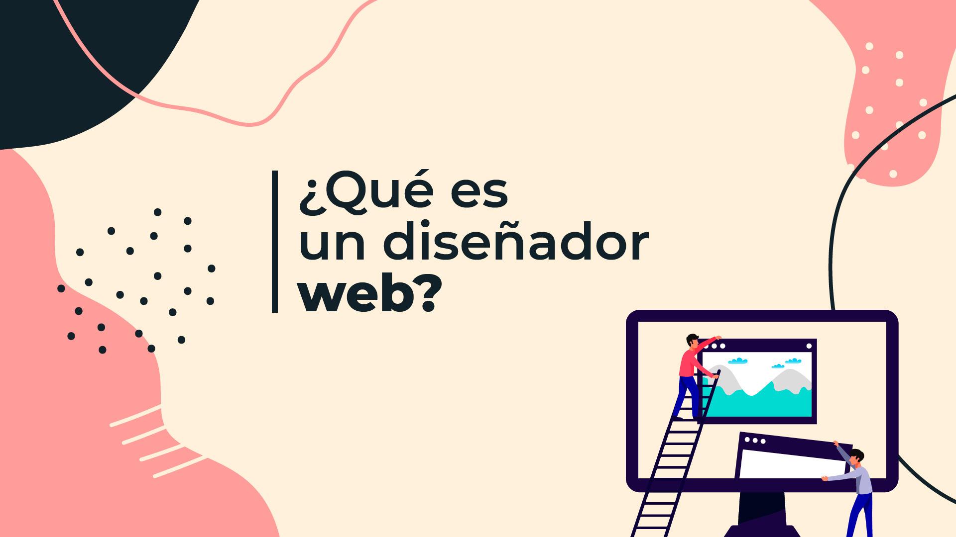 que es un diseñador web